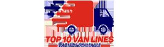 Top 10 Van Lines